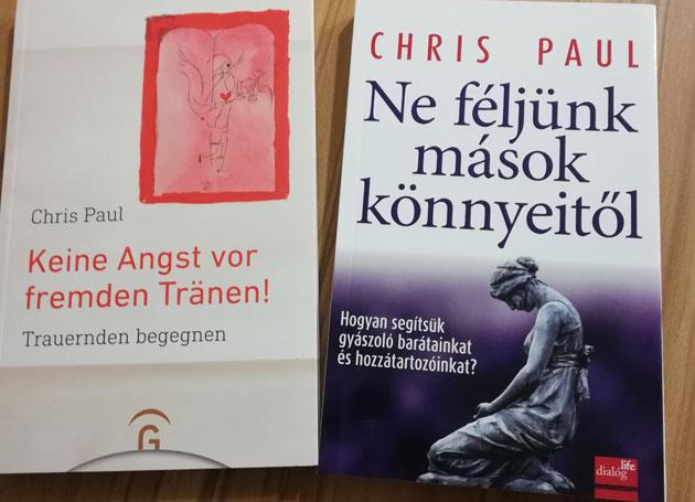 Keine Angst Vor Fremden Traenen Buch Ungarisch Chris Paul