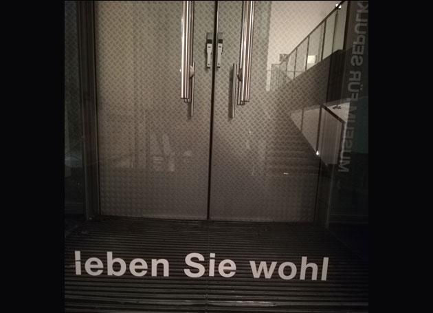 Zuversicht Bewahrt Leben Sie Wohl Chris Paul Trauerinstitut Deutschland
