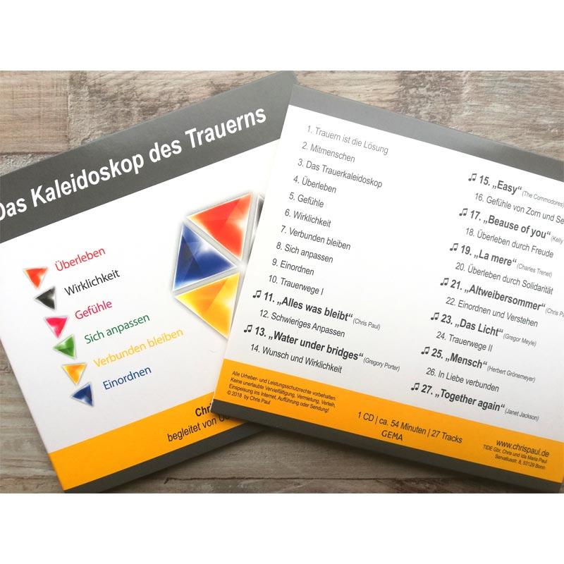 Audio Cd Musik Kaleidoskop Des Trauerns Pvc Shop Tide Chris Paul