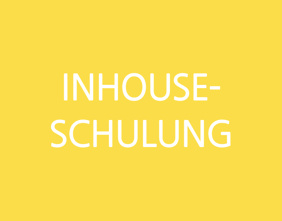 Inhouseschulung Chris Paul