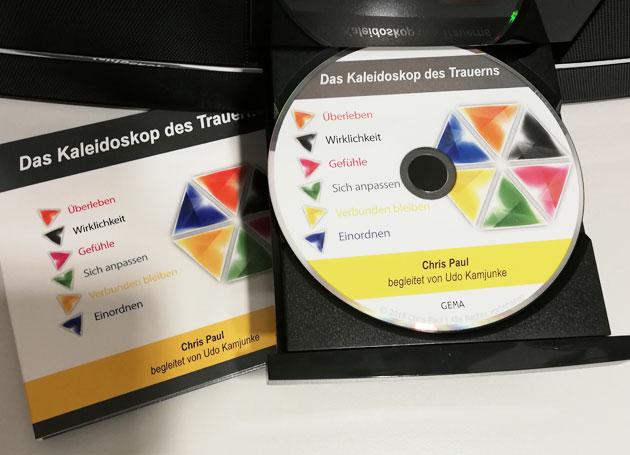 Kaleidoskop Des Trauerns Audio Musik Cd Shop Tide Chris Paul