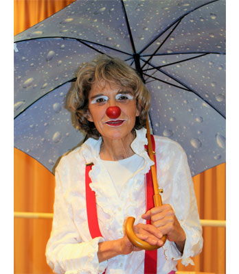 Aphrodite Clownin Chris Paul Trauer Demenz Gemischte Gefuehle Film